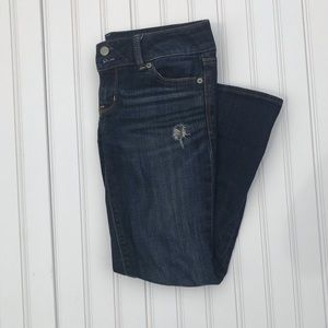 American Eagle Ripped Distressed skinny Jeans
